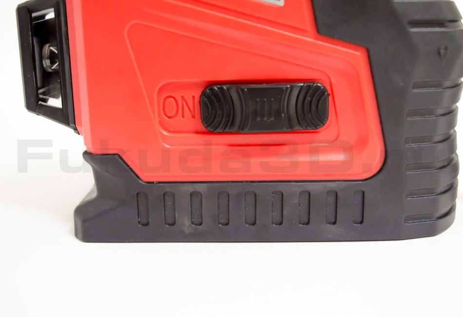 Лазерный уровень Kaitian 3D вид сбоку