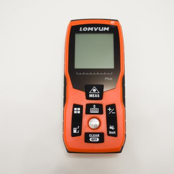 Лазерный дальномер Lomvum фото спереди