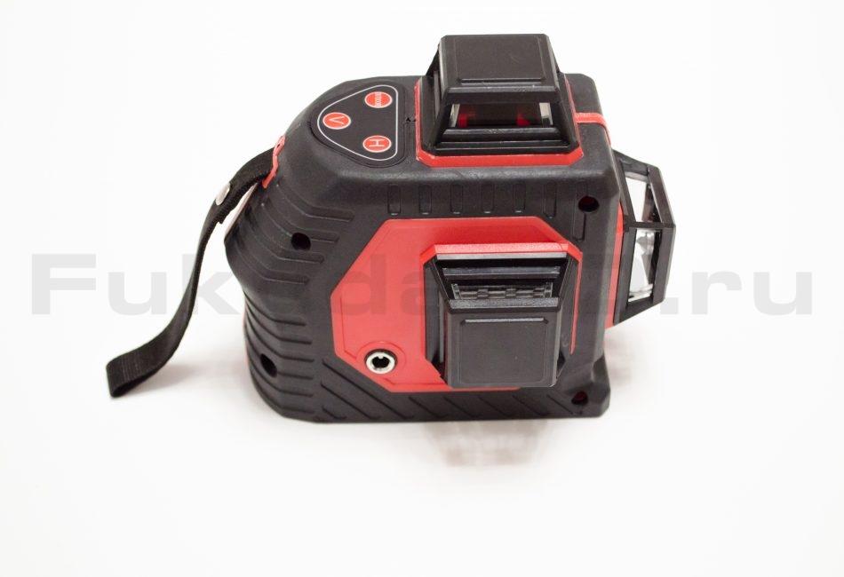 Общий вид 3D лазерного уровня 360 градусов фото