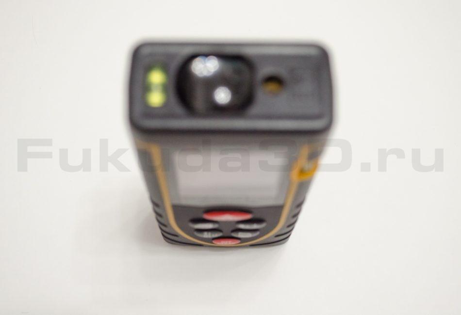Лазерный дальномер Sndway SW-M60 фото излучателя