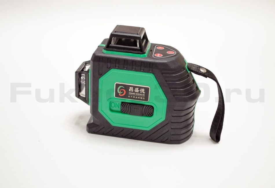 Лазерный уровень Kaitian 2D фото слева