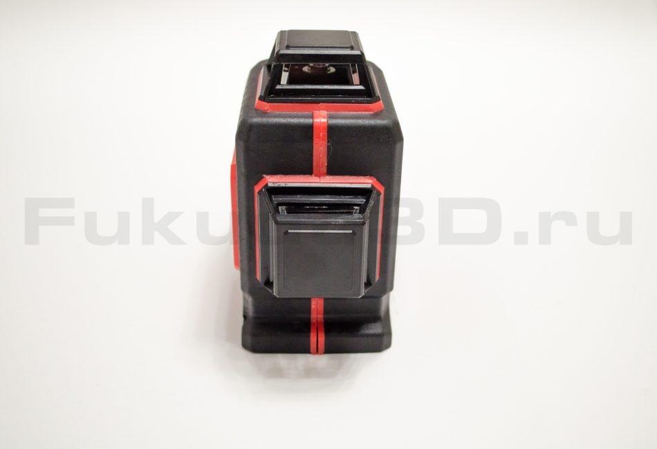 Лазерный уровень с призмами фото