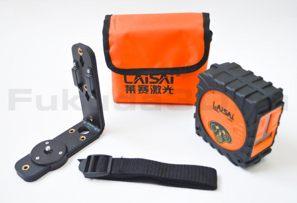 Комплектация лазерного уровня LAiSAi LS608