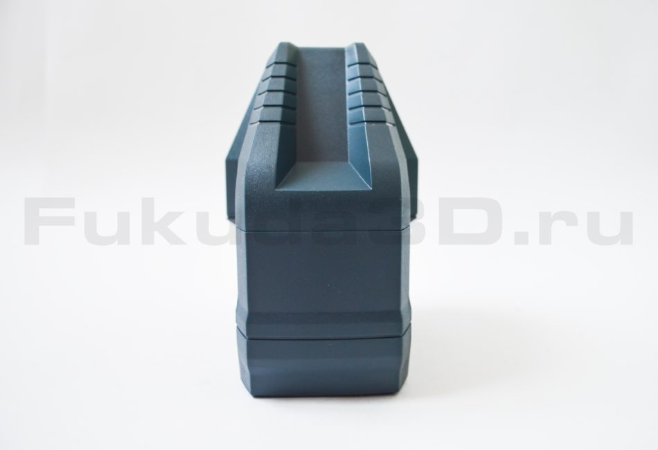 Лазерный нивелир Bosch GLL 3-15 X Professional - вид сзади