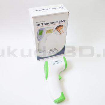 Бесконтактный инфракрасный термометр (пирометр) DT-8809C (для измерения температуры тела и поверхности)