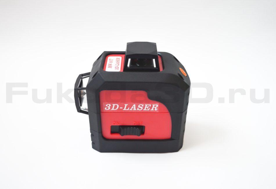 Лазерный уровень Fukuda 3D-LASER