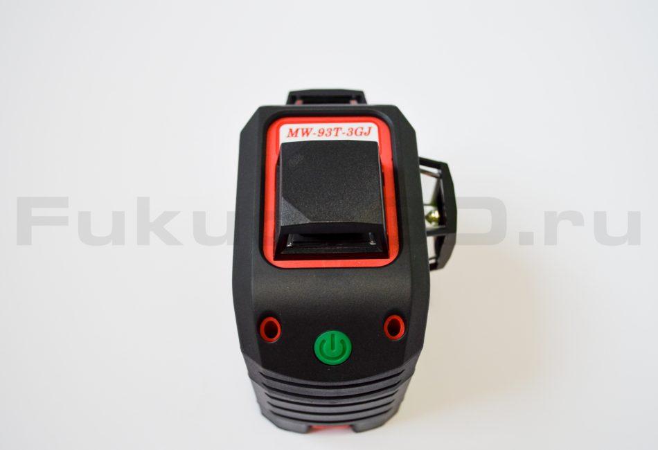 Кнопка управления Fukuda 3D Green
