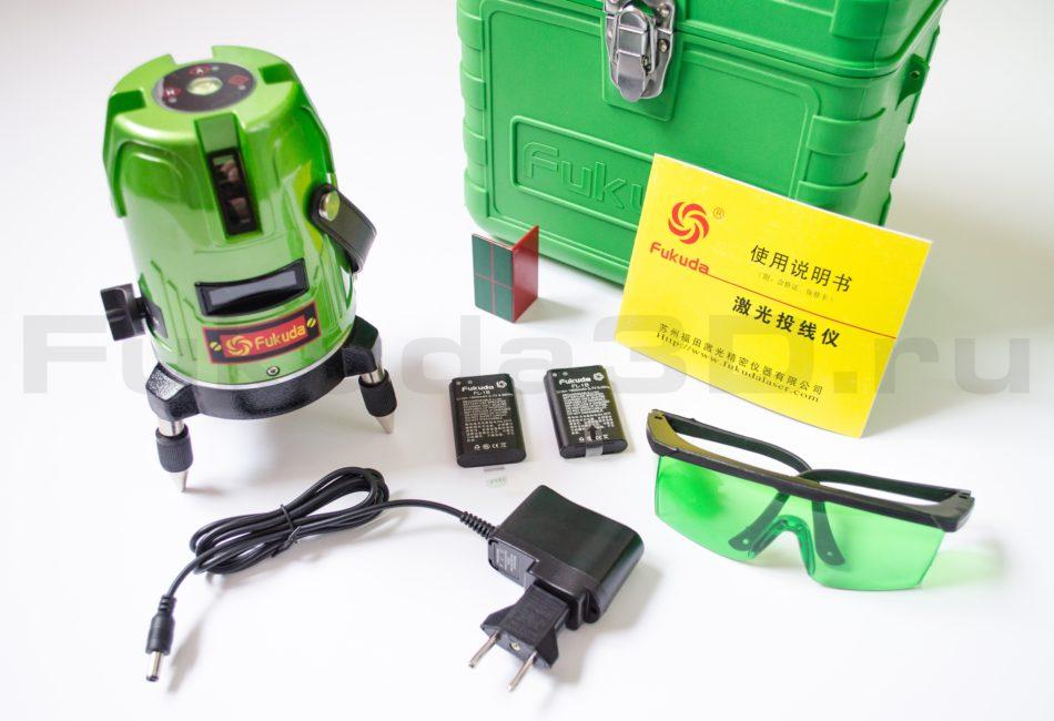 Купить лазерный уровень Fukuda EK-468GJ в Томске