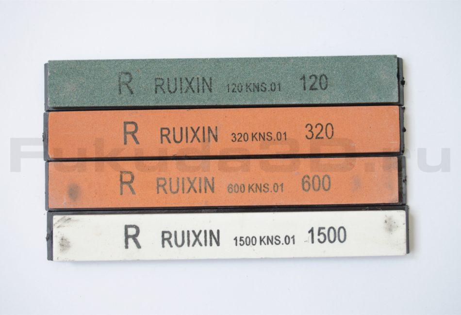 Камни для точилки RUIXIN Pro 3 с бесплатной доставкой