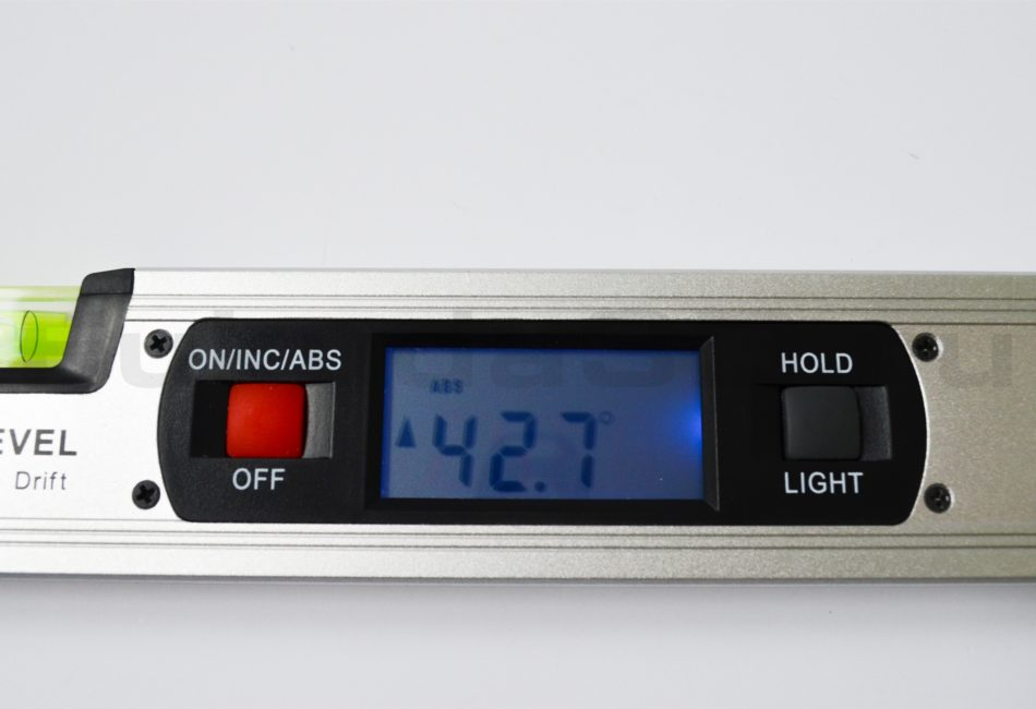 Электронный уровень с подсветкой аналог ADA