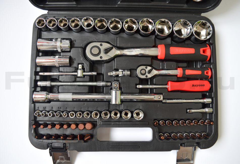 Большой набор инструментов 82 предмета