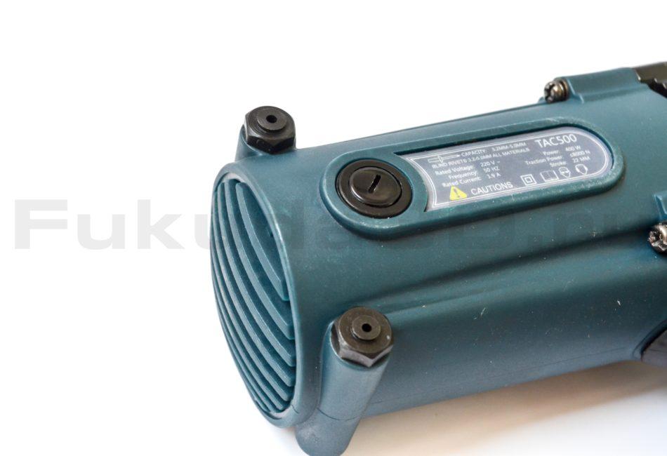Электрический заклепочник Time-Proof TAC 500 - дополнительные насадки