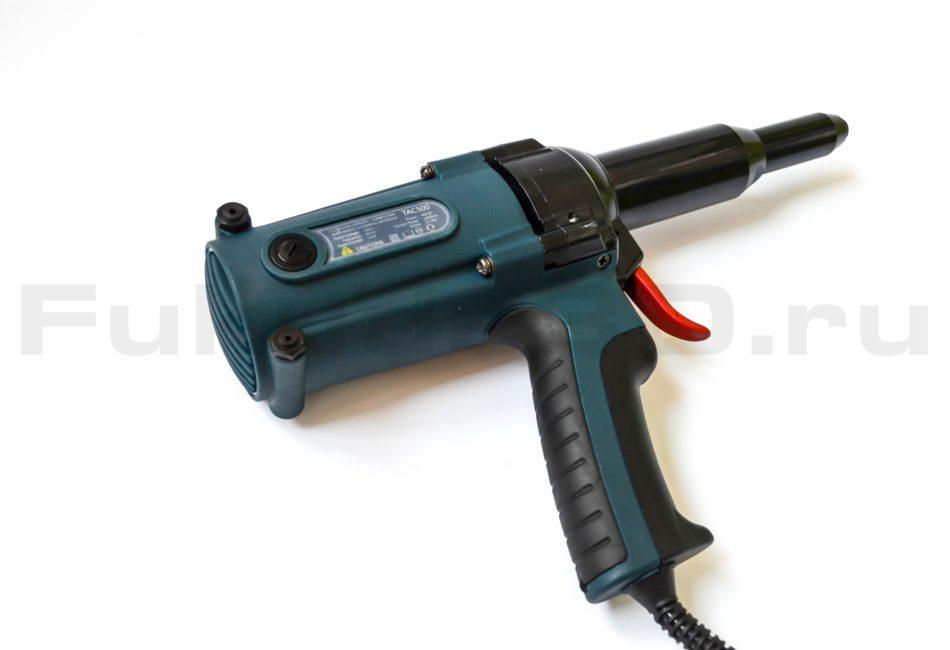 Электрический заклепочник Time-Proof TAC 500 для профи