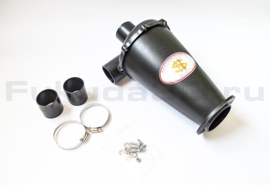 Циклон для пылесоса SN50T6 с удалением мусора в емкость до 97%