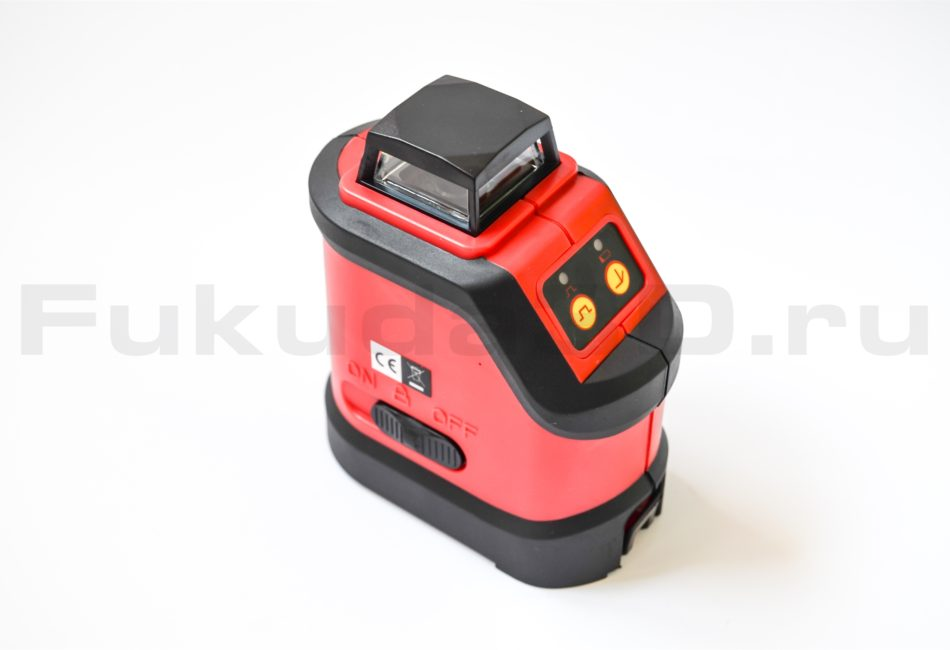 Лазерный уровень Fukuda FDG-190R купить в Томске