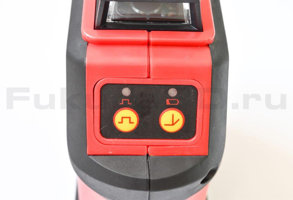 Панель управления лазерным уровнем Fukuda FDG-190R