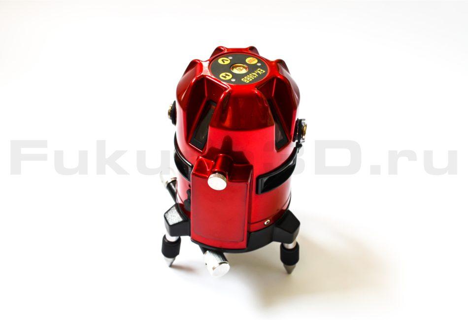 Лазерный уровень Fukuda EK-436BB на 360 градусов
