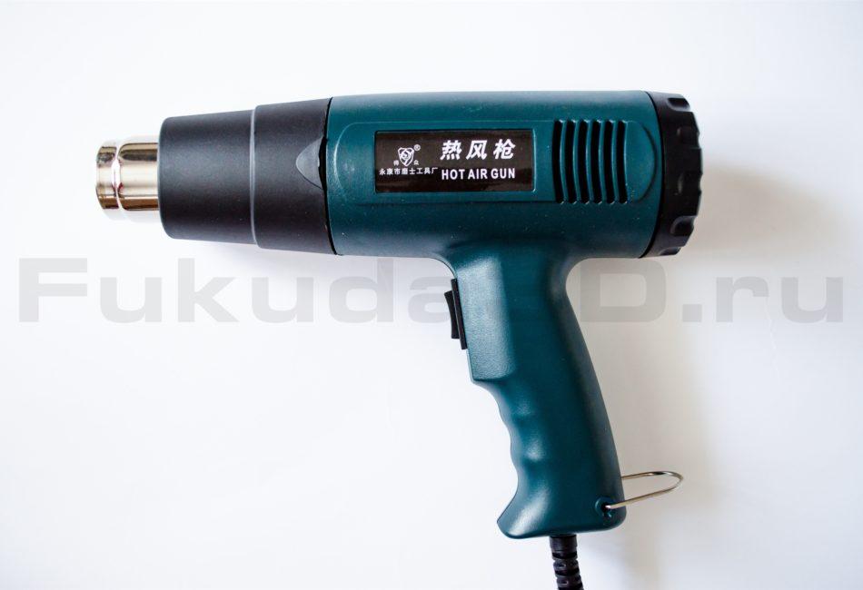 Фен технический 2000 Вт 2 режима, 300-500°C