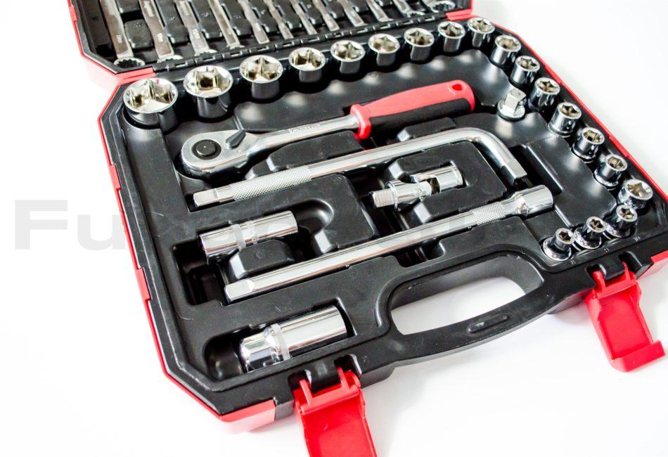 Фото набора инструментов Keycon из 38 предметов