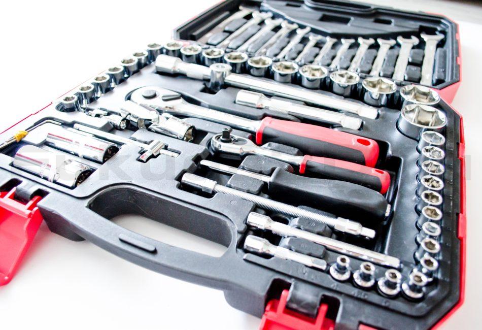 Набор инструмента Keycon 61 предмет - купить в интернет-магазине