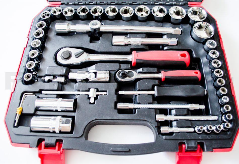 Набор инструмента Keycon 61 предмет - купить в интернет-магазине Томска с доставкой