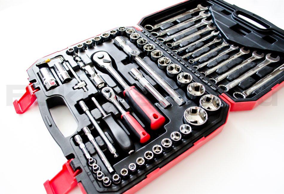 Набор инструмента Keycon 61 предмет - купить в интернет-магазине в Томске с доставкой по России