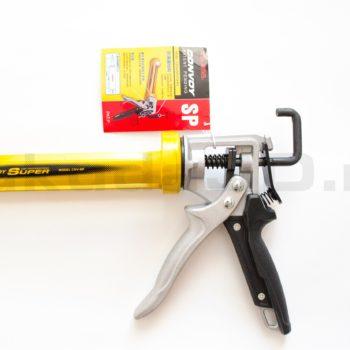 Профессиональный пистолет для герметиков и клея - купить с доставкой
