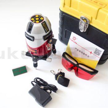 Лазерный уровень Fukuda ECHO-789DP SERVOLINER - фото 10