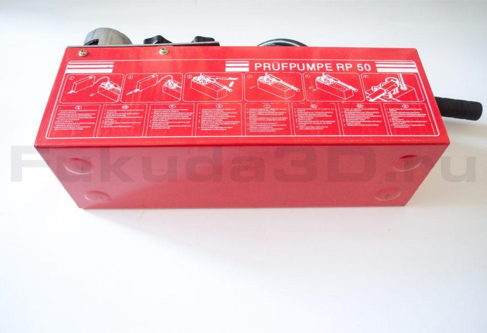 Ручной опрессовщик RP-50 - фото 2