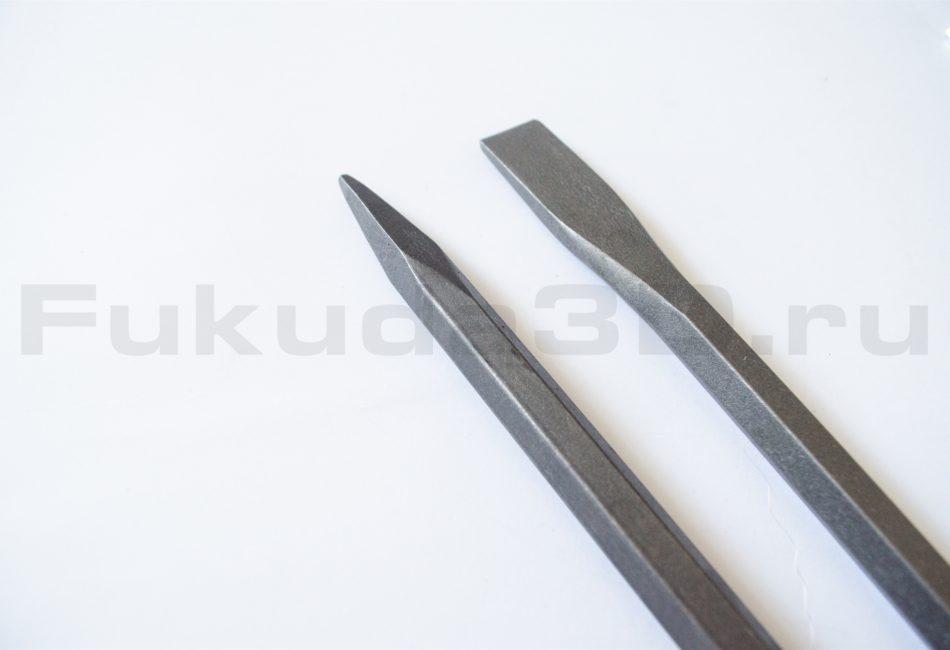 Пика и лопатка для перфоратора SDS-Plus