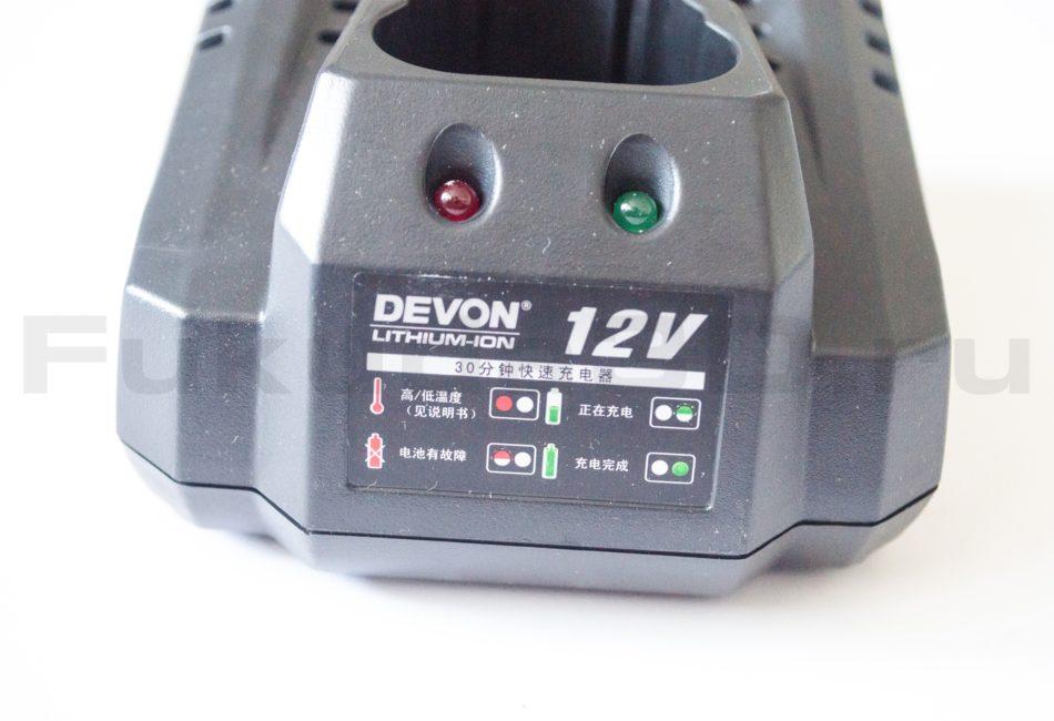 Зарядное устройство DEVON - фото 2