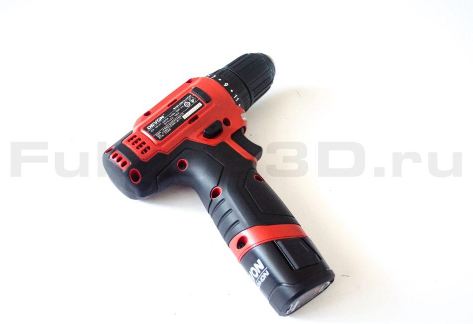 Шуруповерт DEVON 5268 - купить в интернет-магазине по лучшей цене
