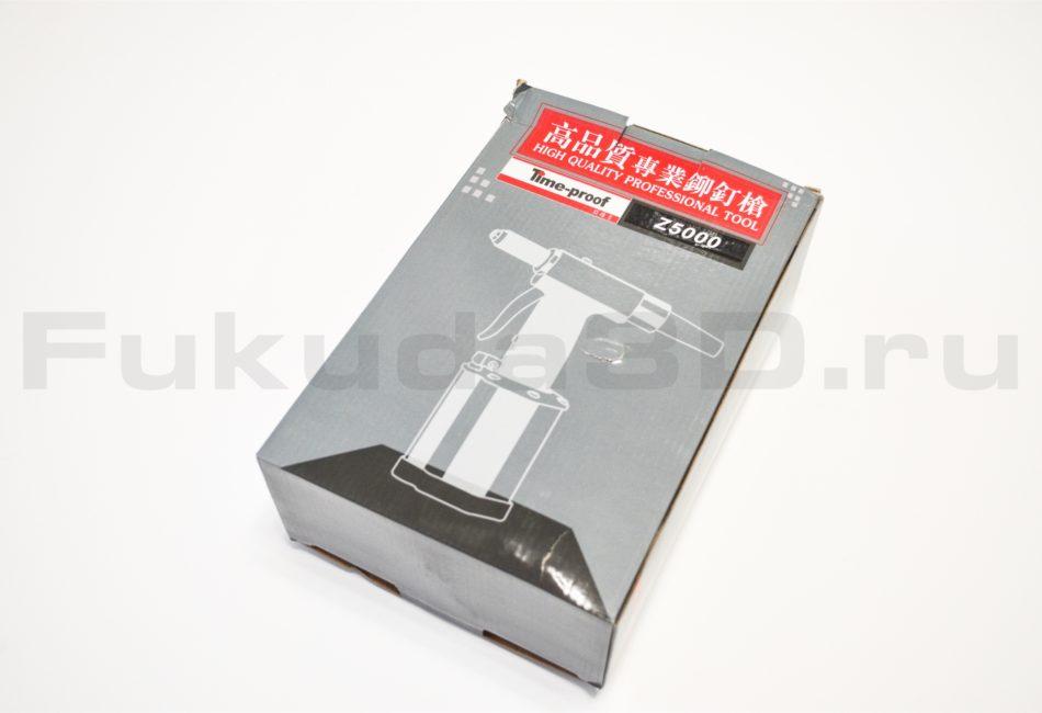 Заклепочник Time-Proof Z5000 - мощный и надежный инструмент