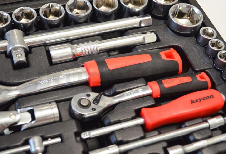 Качественный набор инструмента на 94 предмета
