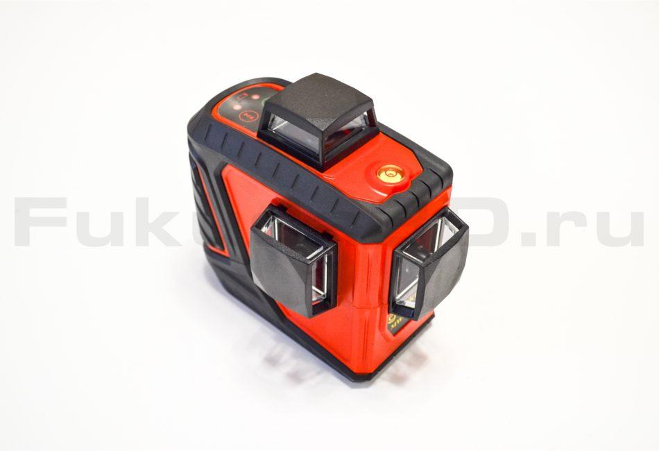Профессиональный лазерный нивелир Fukuda 3D