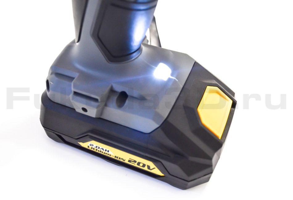Ударный шуруповерт GONGYOU 20V (LCD770-7SC) - фото 33