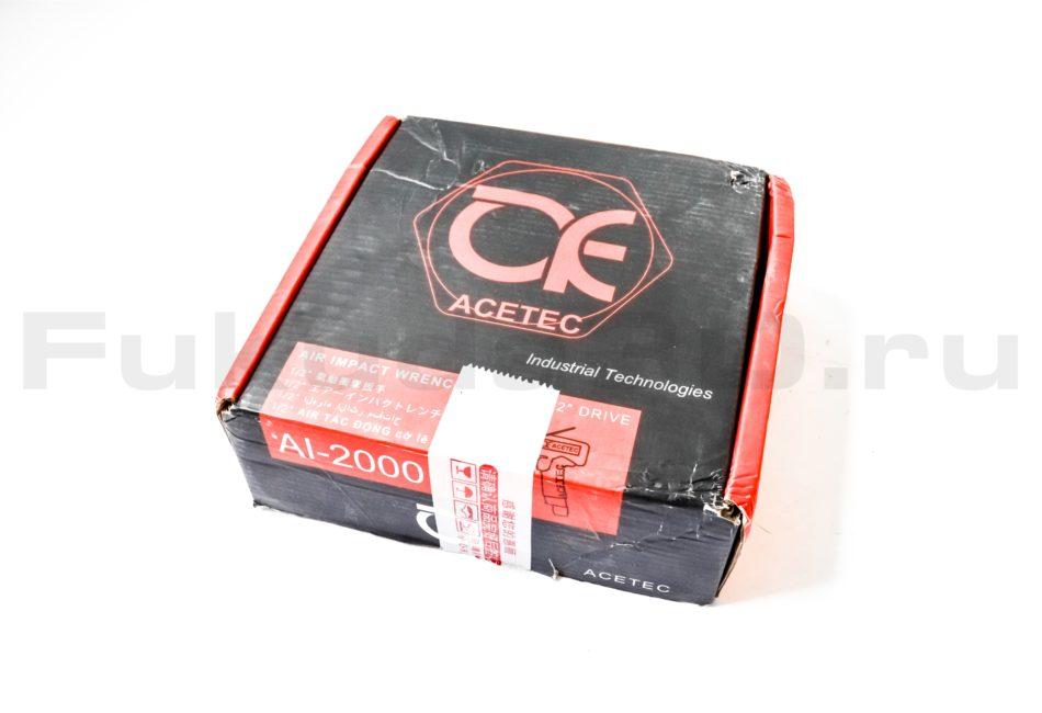Пневматический ударный гайковерт ACETEC AI-2000