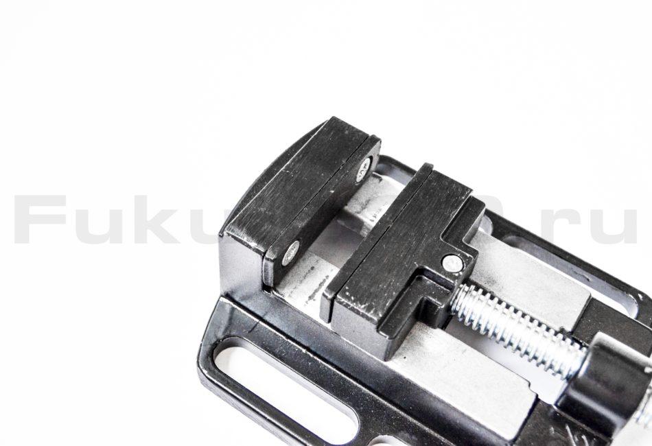 Станочные тиски с ходом губок до 65 мм