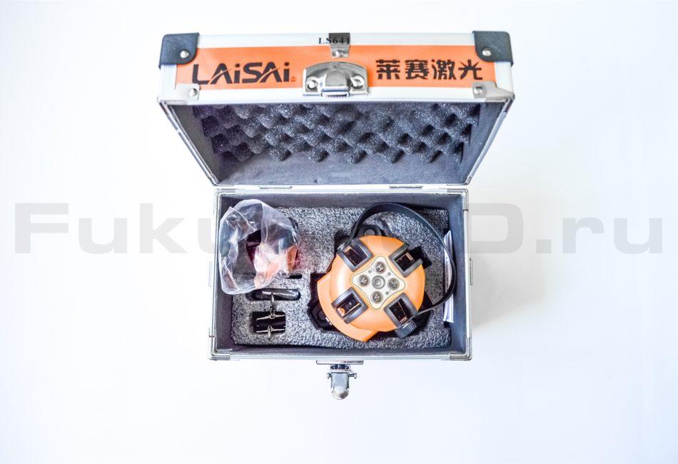 Лазерный уровень LaiSai LS641