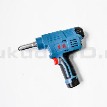 Аккумуляторный заклепочник DongCheng DCPM50