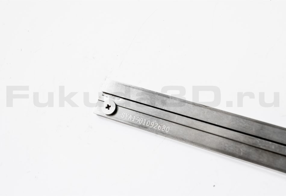 Штангенциркуль металлический с глубиномером