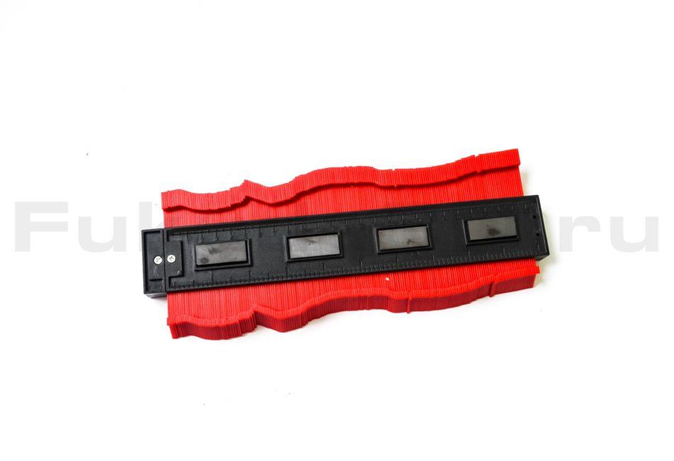 Профильный шаблон 250 мм для переноса неровных поверхностей