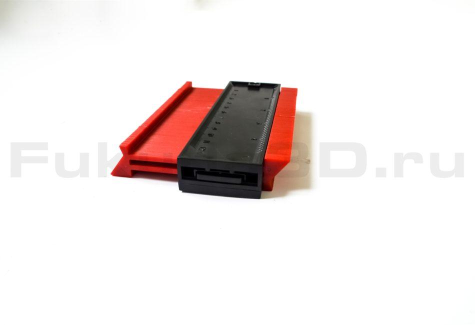 Шаблон-копир полезен при укладке плитки, ламината, линолеума.