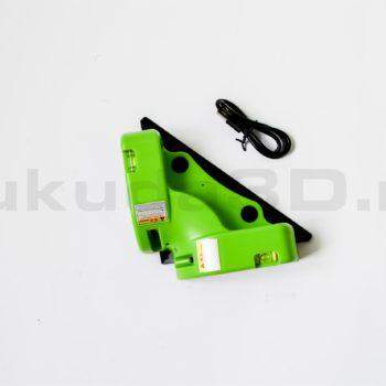 Лазерный угольник с зеленым лучом