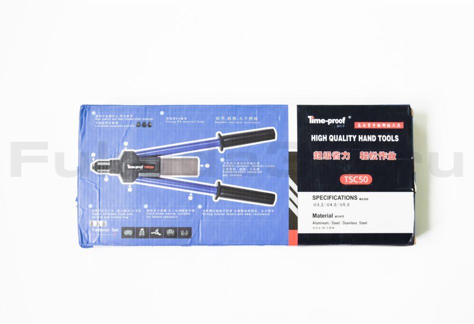 Ручной заклепочник Time-proof TSC50