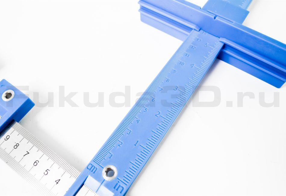 Шаблон для мебельных ручек (пластик)