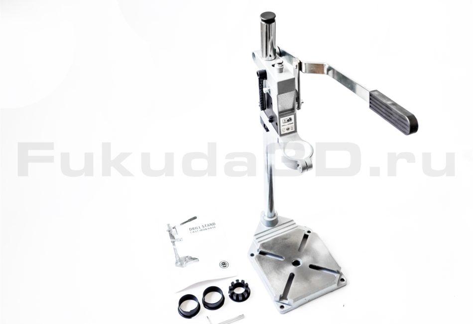 Сверлильная стойка для дрели — фото комплекта поставки