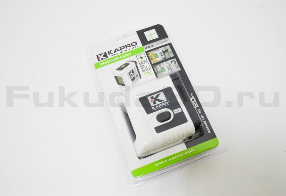 Лазерный уровень KAPRO 862G с зеленым лучом - фото 13