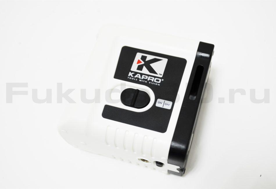 Лазерный уровень KAPRO 862G с зеленым лучом - фото 7