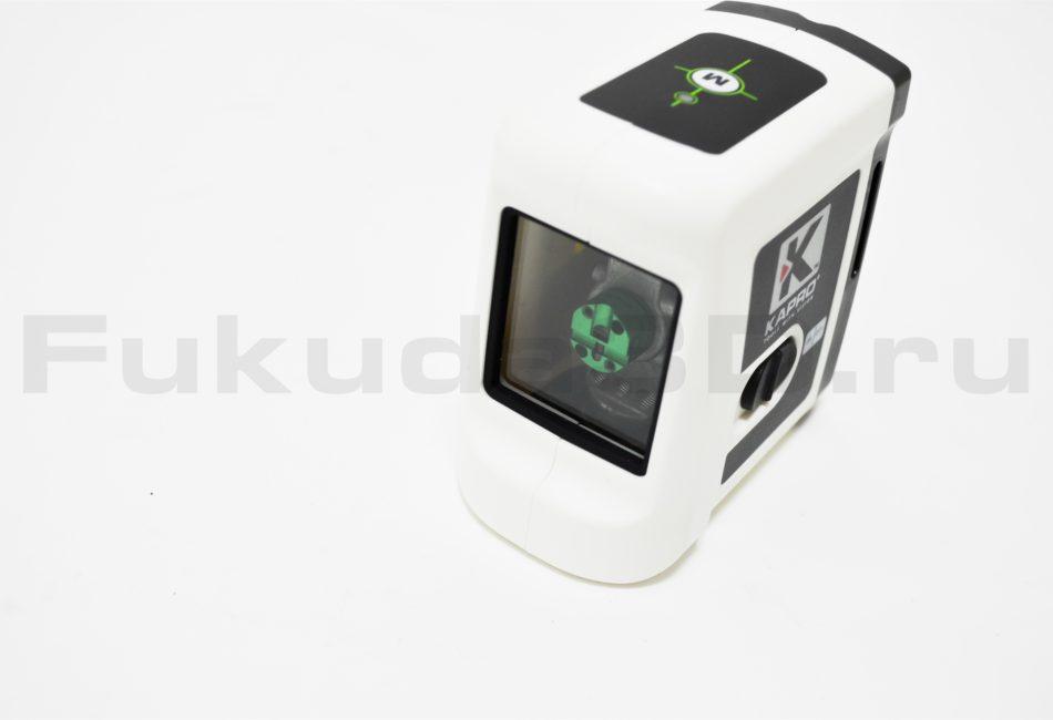 Лазерный уровень KAPRO 862G с зеленым лучом - фото 3